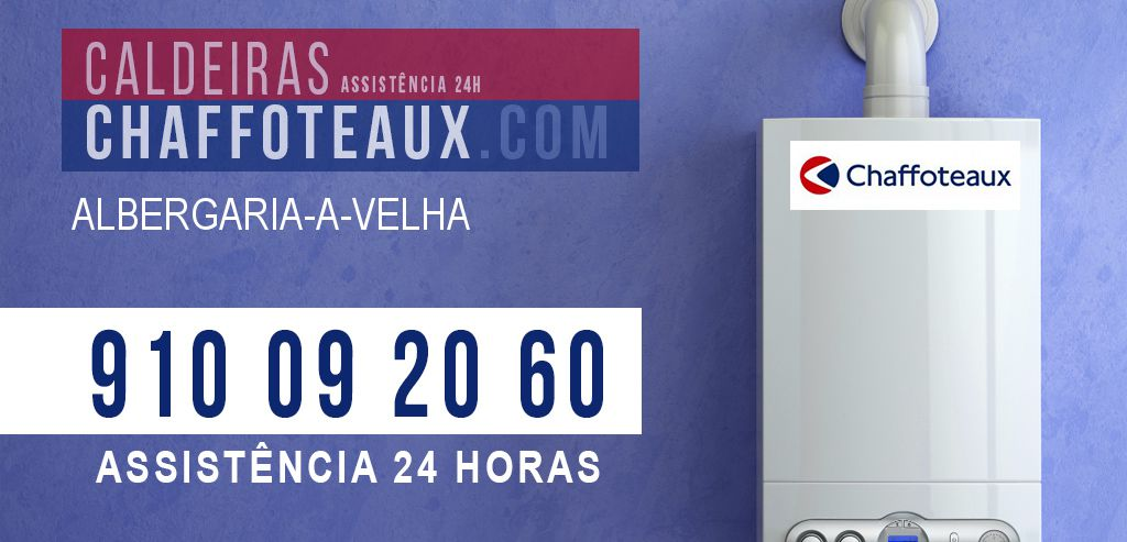 Assistência Caldeiras Chaffoteaux Albergaria-A-Velha